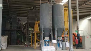 Mullite Sand Factory