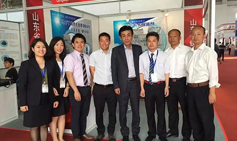 参加第十三届中国铸造博览会
